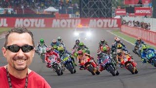 Storie di MotoGP 2017. Il GP d'Argentina con Loris Reggiani