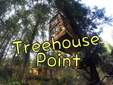 Treehouse Point Issaquah Washington- Trillium 2015