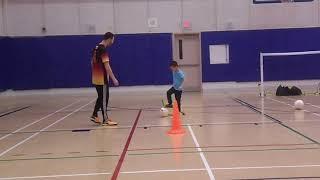 Training Quick Feet