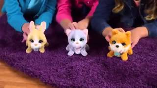 видео FurReal Friends Модные зверята Собачка