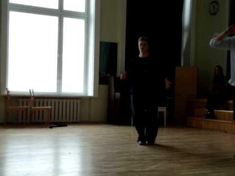 Riga Commerce  Gymnasium Dance Fest.