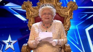 FIRST LOOK: Britain's Got Talent Judges get ROASTED by The Queen | BGT 2019