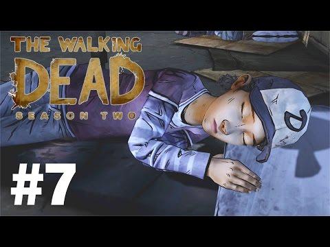 IMPRISONED! | THE WALKING DEAD SEASON 2 #7