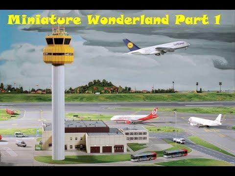 Miniatur Wunderland Hamburg Germany | Part 1 | GMNC Movies | In Full-HD