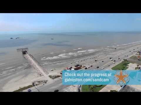 Galveston Island Beach Restoration