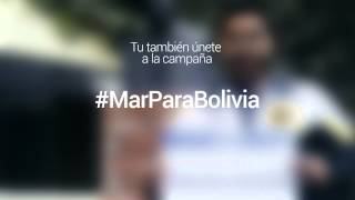 El Club The Strongest pide #MarParaBolivia