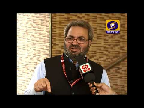 Chief Electoral Officer, Kerala Shri. Teeka Ram Meena IAS - Interview-  Doordarshan on 12.09.18.