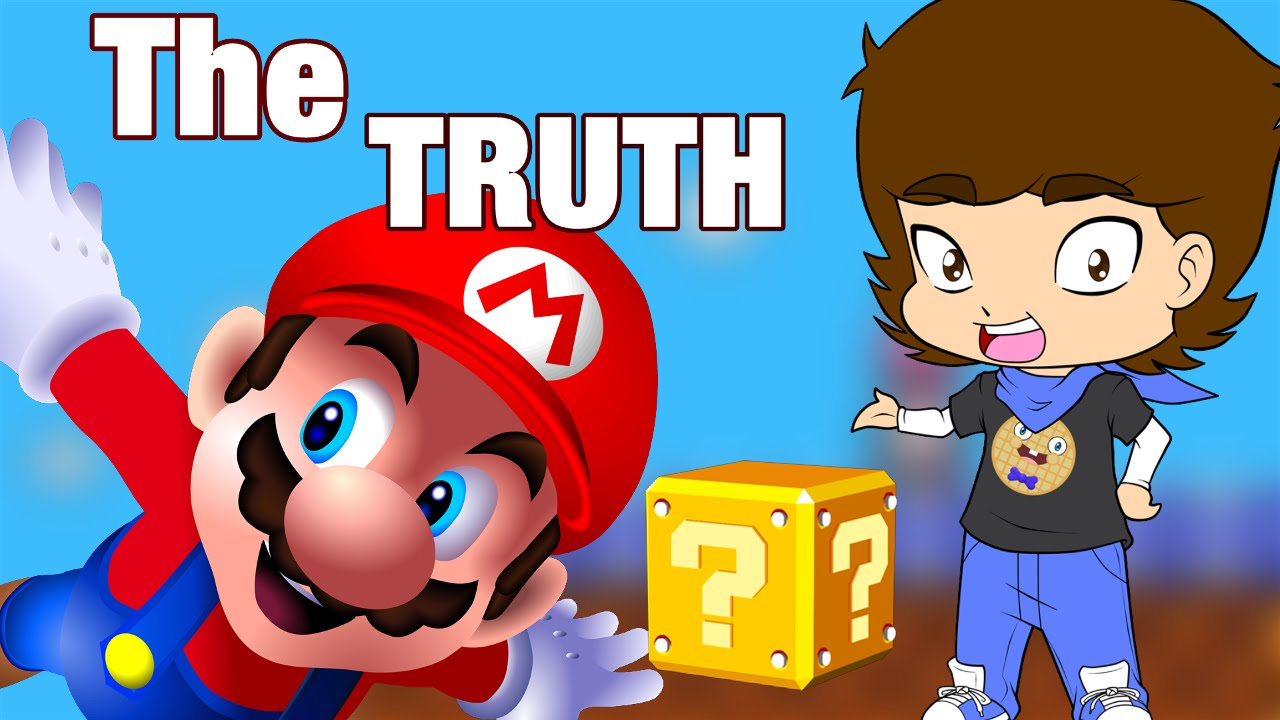 Download What's REALLY Going On In Mario's Head? (Super Mario Bros. 2 Dream Theory) - ConnerTheWaffle