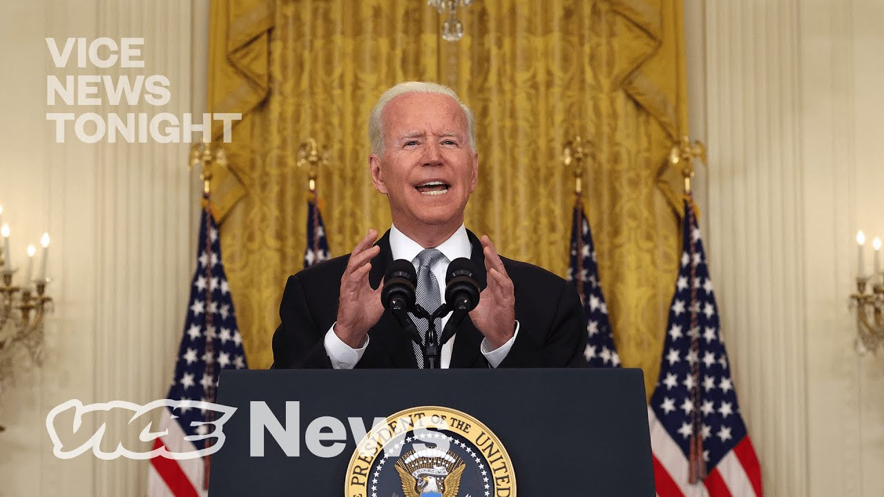 The Afghanistan fiasco might get Biden impeached