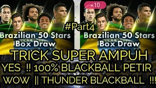 Baixar BRAZILIAN 50 STARS BOX DRAW #Part4 !! 100% Blackball Petir !! WOW || THUNDER BLACKBALL !!!