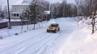 Ока 16V турбо BS-Racing