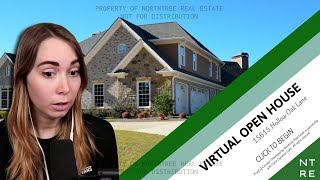 A terrifying virtual tour!! - The Open House