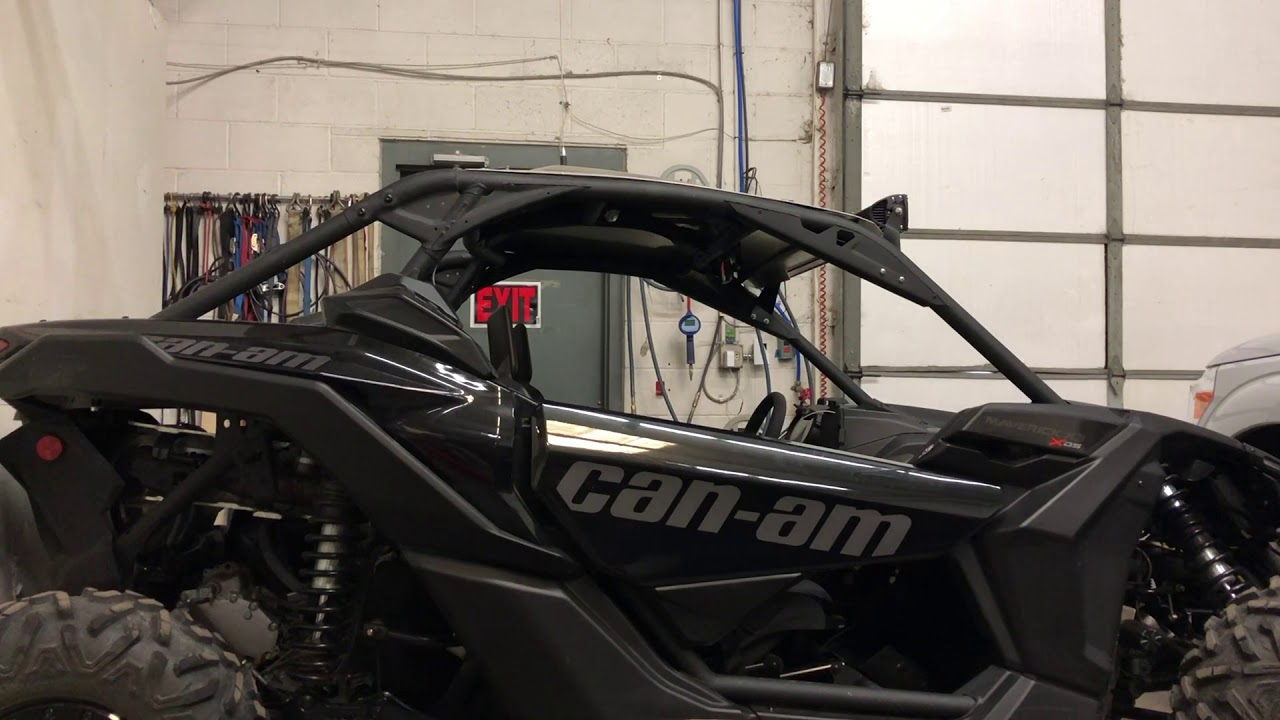 small resolution of wild power sports can am maverick x3 accessory wiring pigtail