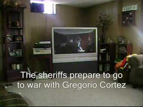 the legend of gregorio cortez