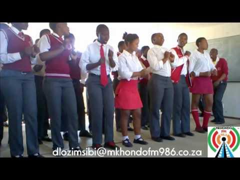 Nathi Mankayi   Nomvula  Cover By Siphokuhle S  School Choir