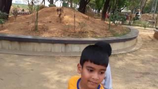 weekend  visiting on বিমান বাহিনি জাদুঘর আগারগাও  with Jahin Fahim