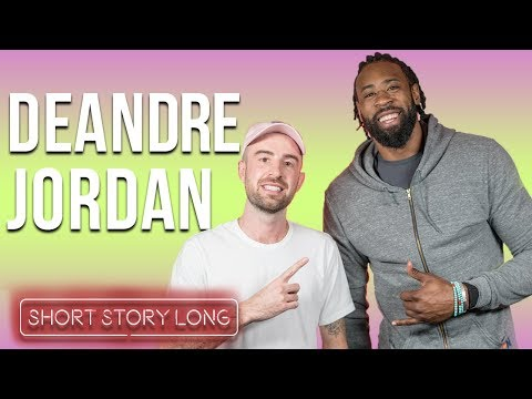 Short Story Long #82 - DeAndre Jordan : NBA Los Angeles Clippers