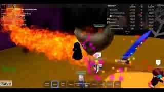 ROBLOX Undertale 3D Boss Battaglie - Combattere il Signore pollo