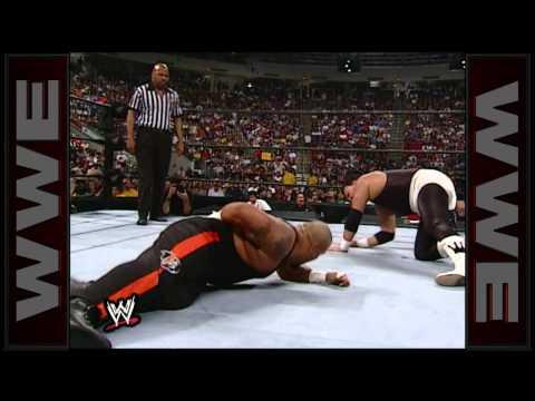 Jerry Lawler vs. Tazz: SummerSlam 2000