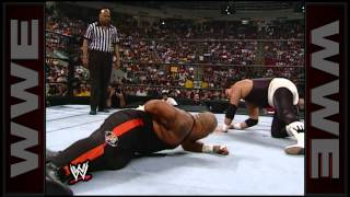 Jerry Lawler vs. Tazz: SummerSlam 2000