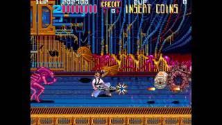 Aliens Longplay (Arcade) [60 FPS]
