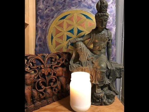 Great Heart Wisdom MEDITATION: The Prajna Paramita Heart Sutra -Buddhist Chant