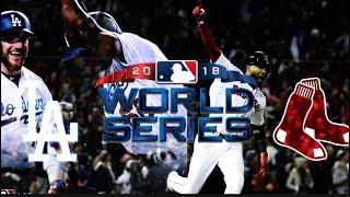 Boston Redsox 2018 World Series Film Part 2