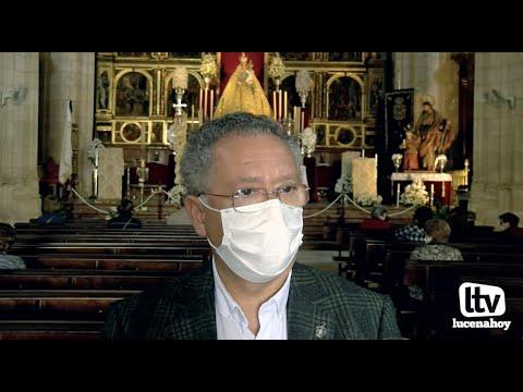 VÍDEO: Hablamos con Rafael Ramírez, Hermano Mayor de la Real Archicofradía de María Stma. de Araceli sobre la reciente Bajada y los próximos actos del calendario aracelitano