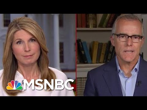 Trump Gets Political Value Propagating Narrative He's At War With 'Deep State' | Deadline | MSNBC