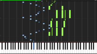 Rustle of Spring (Opus 32 No. 3) - Christian Sinding [Piano Tutorial] (Synthesia)