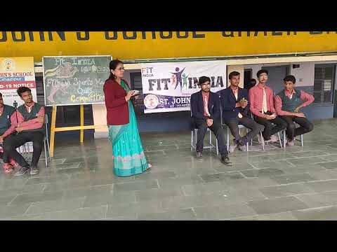 FIT INDIA MOVEMENT ( QUIZ COMPETITION)