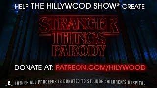 LIVE - Stranger Things Parody Donate-a-thon Part 3!