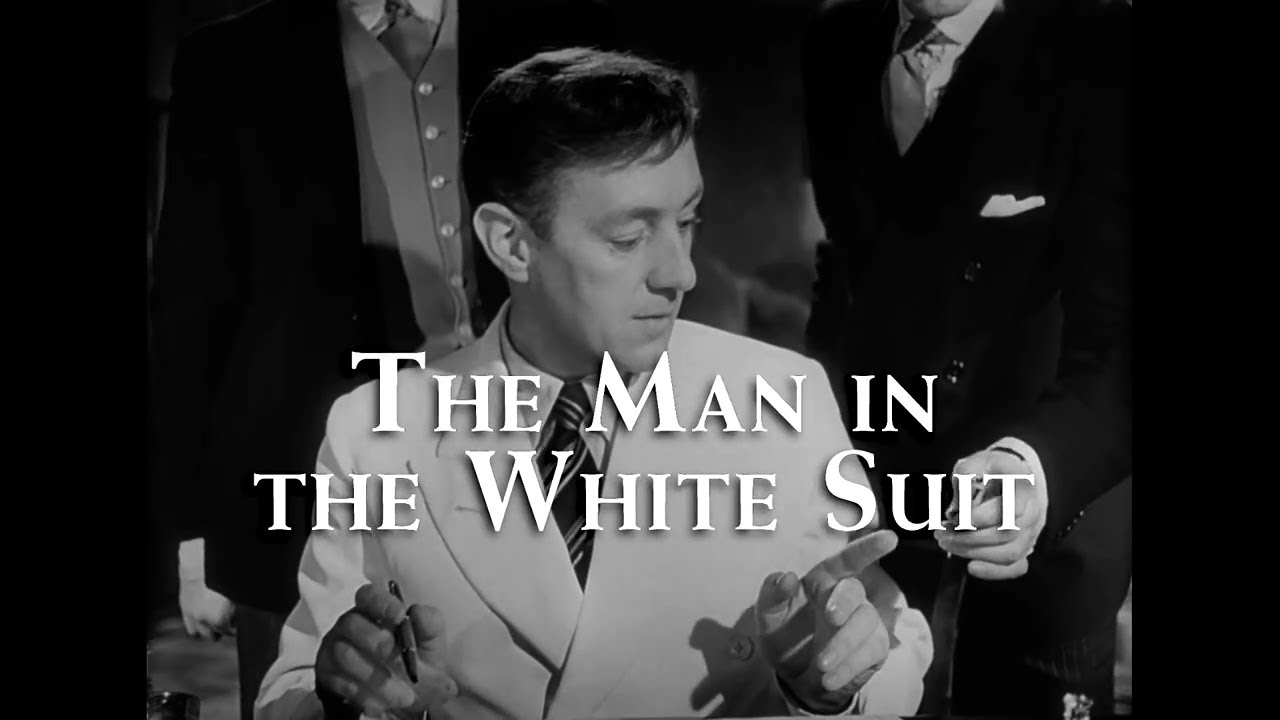 """Download """"The Man in the White Suit"""" (1951) Trailer"""