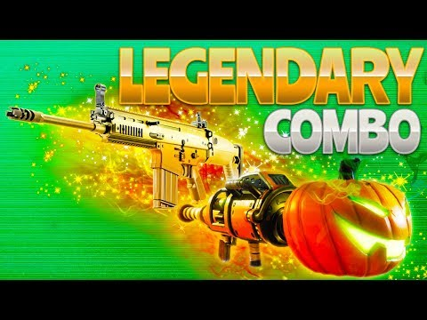LEGENDARY COMBO (Fortnite Battle Royale)