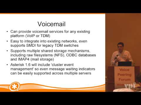 Building VoIP Clusters with Asterisk (3 of 6) (HD)
