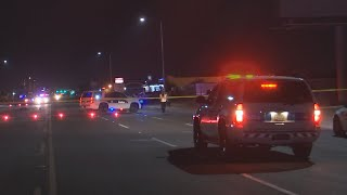 VIDEO: Police searching for hit-and-run driver after man killed