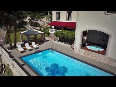 Video tour of French Riviera domain / Découverte video du Domaine de l'Aube