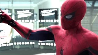 CAPTAIN AMERICA: CIVIL WAR TV Spot - New Spider-Man Footage (2016) Marvel [1080p HD]