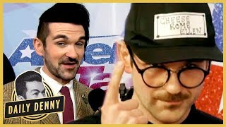 Proof 'America's Got Talent' Mind Reader Colin Cloud's Semi-Finals Trick Was the REAL | Daily Denny