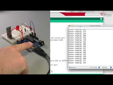 Arduino And Bluetooth With The HC-06 Wiring Using SoftwareSerial 5/5