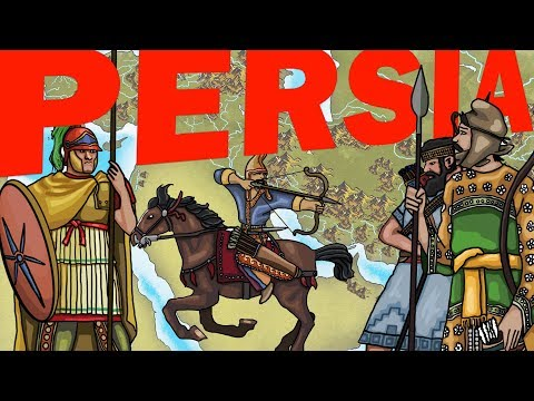 Empires of Ancient Persia explained in 10 minutes ( History