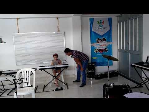 FUNACSEP. Escuela de Música (ensayo - Aleluya, Gisella)