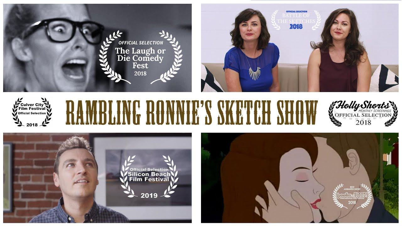 Rambling Ronnie's Sketch Show