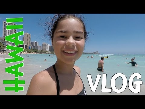A Day in Hawaii   Grace's Vlog