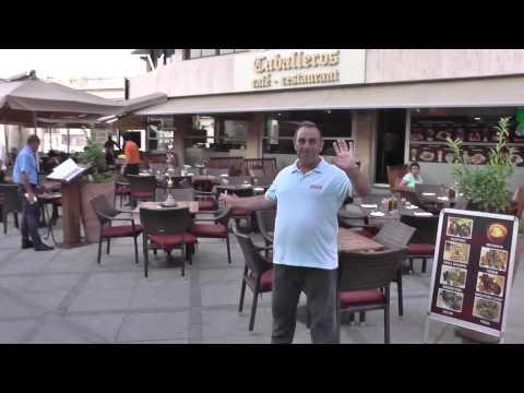 КИПР: Город Лимассол - прогулка по старому городу... Кипр... Cyprus Limassol