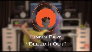 Linkin Park - Bleed It Out (Guitar Cover + Tab)