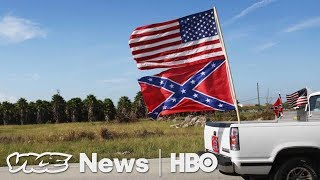 Memorializing the Confederacy & The Super Bowl of eSports   VICE News Tonight Full Episode (HBO)