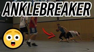 Dirk Mic'd up - 2 vs 2 Basketball [böser Anklebreaker😲]