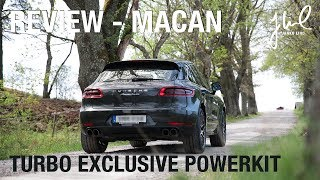 REVIEW - Macan Turbo Exclusive Powerkit | EP 097