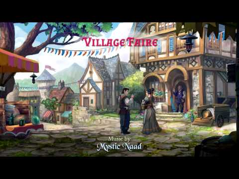 Fantasy Medieval Music - Village Faire
